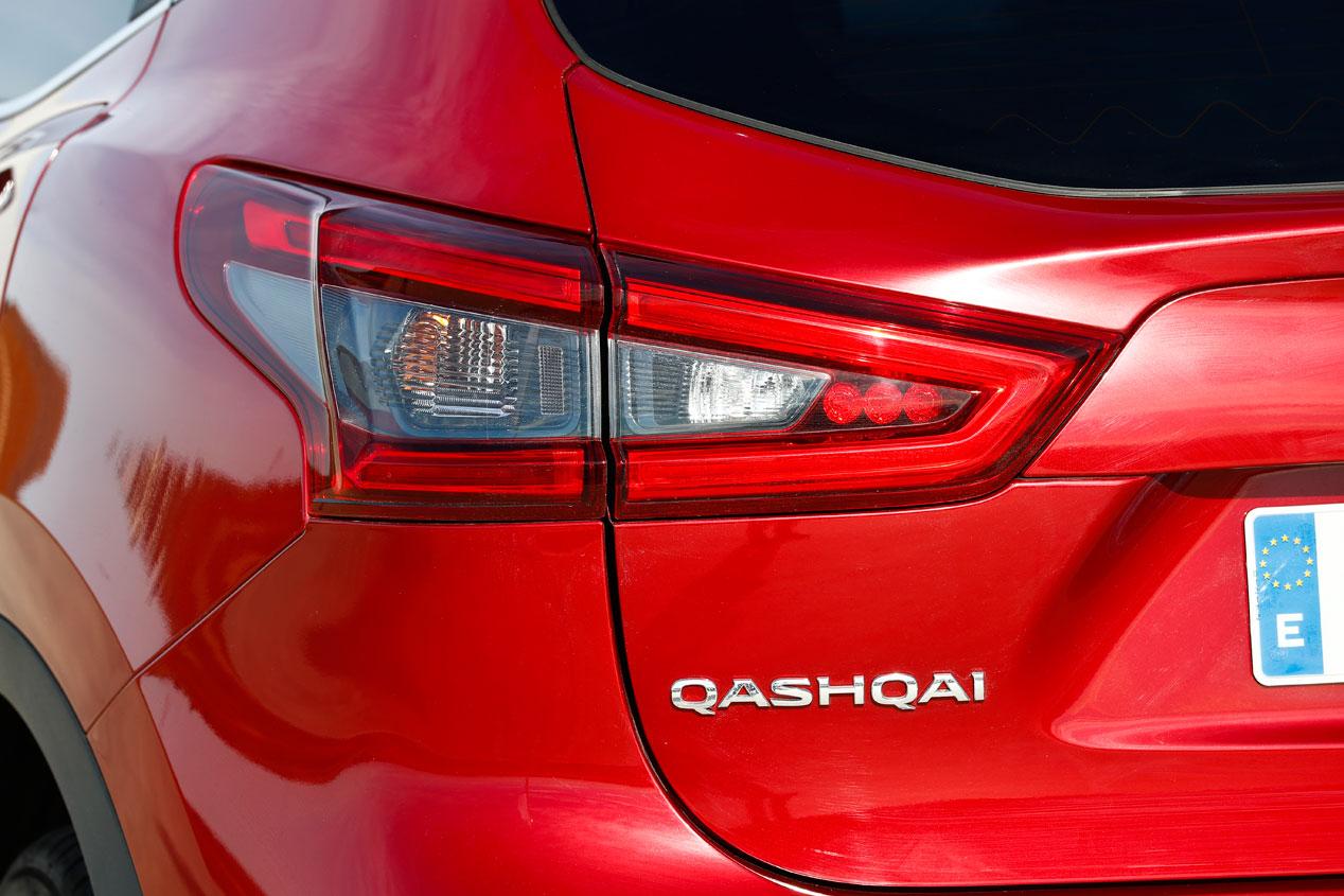 El Nissan Qashqai 2019, con nuevos motores