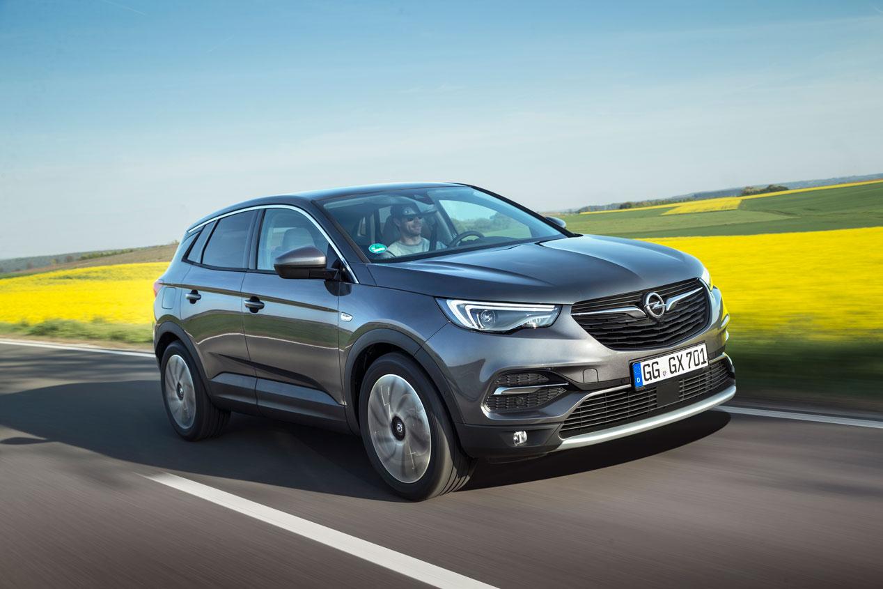Opel Grandland X 2019: novedades mecánicas para el SUV compacto