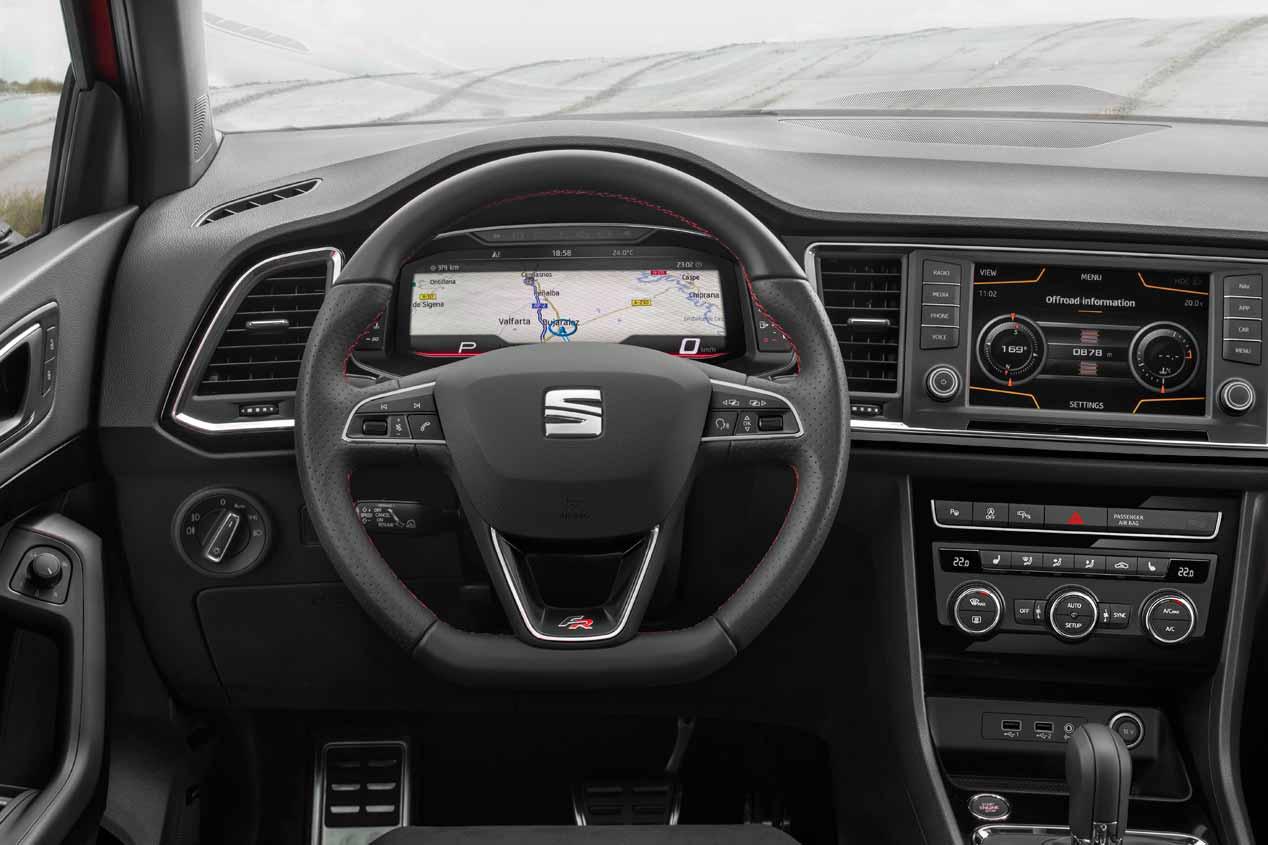 Seat Ateca 2019: el SUV estrenará motores y versiones