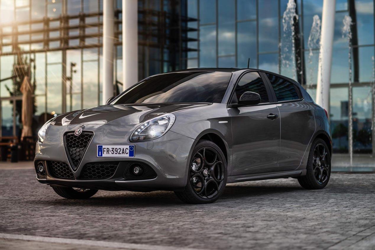 Alfa Stelvio, Giulietta y Giulia B-Tech Editions, en imágenes