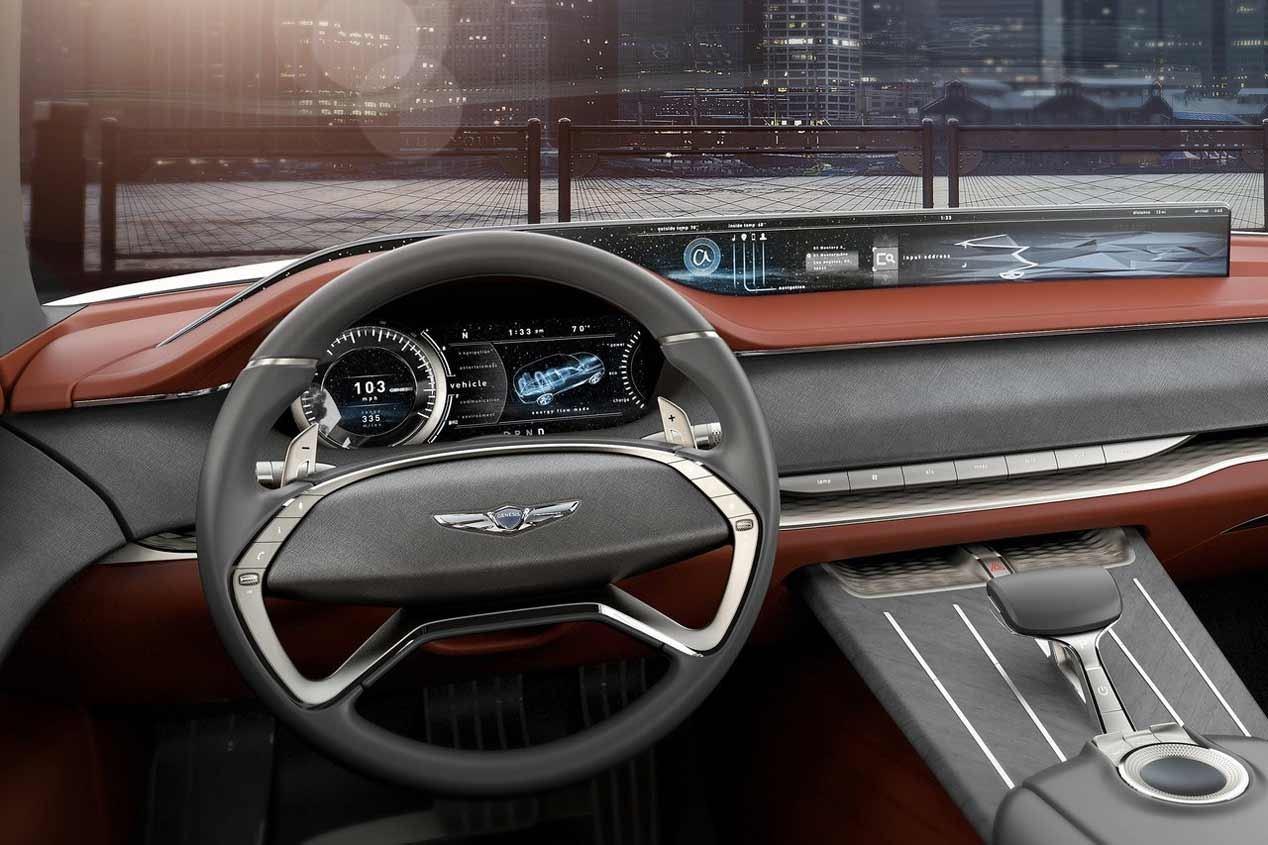 Genesis lanzará su primer SUV en 2020