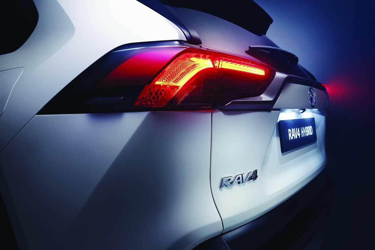 Toyota RAV4 2019: el SUV más vendido del mundo se renueva