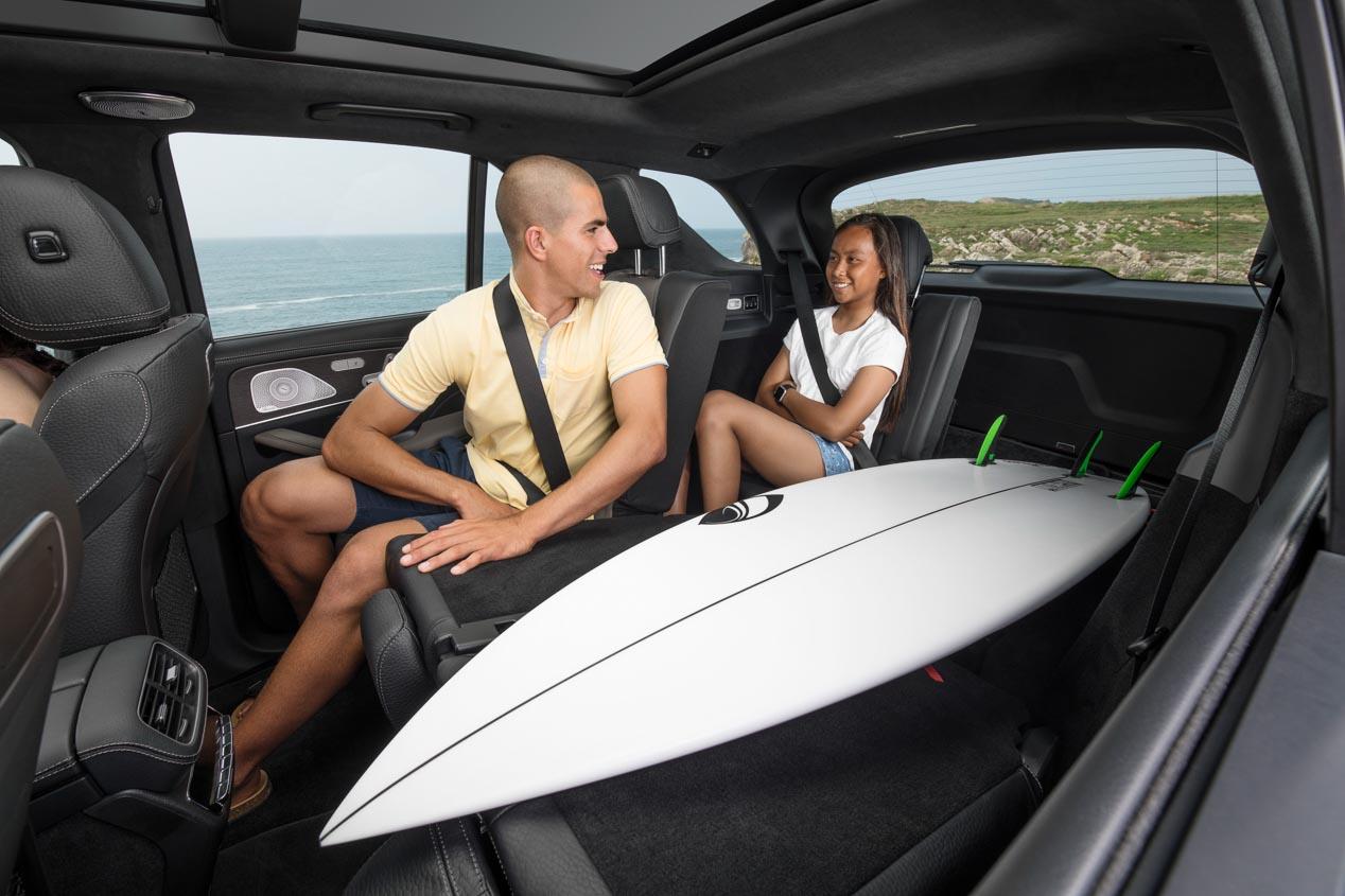 Mercedes GLE 2019: todos los datos y fotos oficiales del nuevo SUV