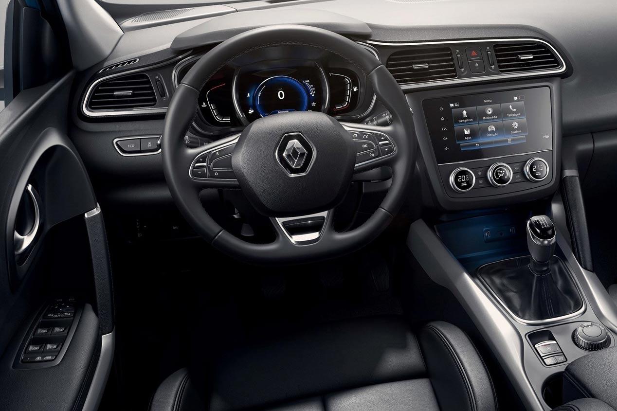 Oficial: Renault Kadjar 2019, fotos y datos definitivos ...