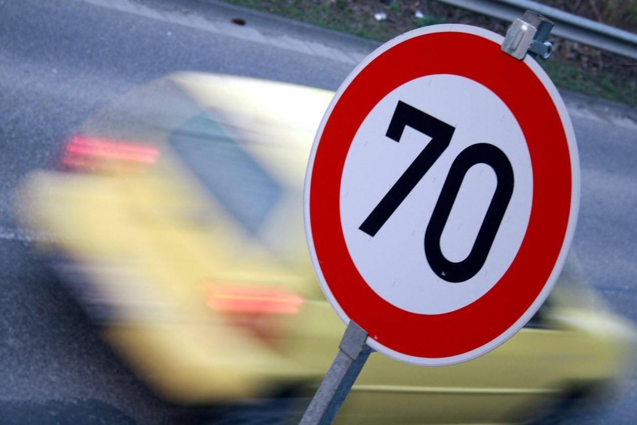 La DGT mantiene su cruzada en carretera contra la velocidad
