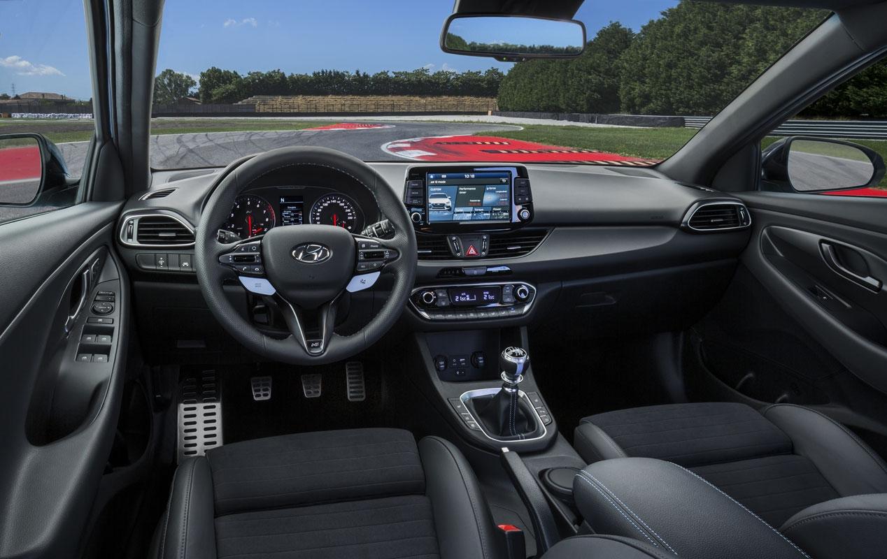 Hyundai i30 Fastback N y i30 N Option, nuevas incorporaciones a la gama