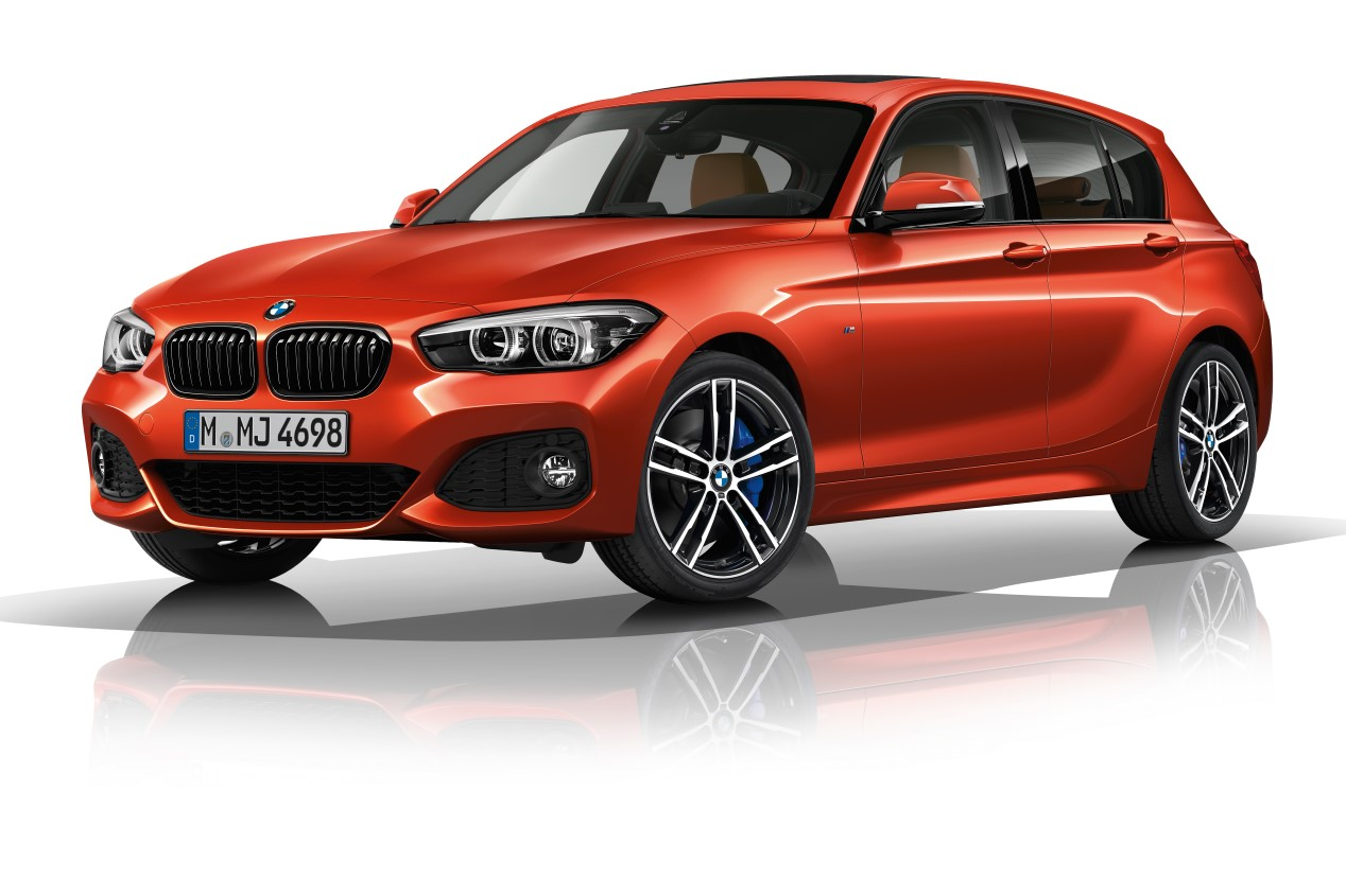 BMW Serie 1, X1 y X2 2019: nueva gama