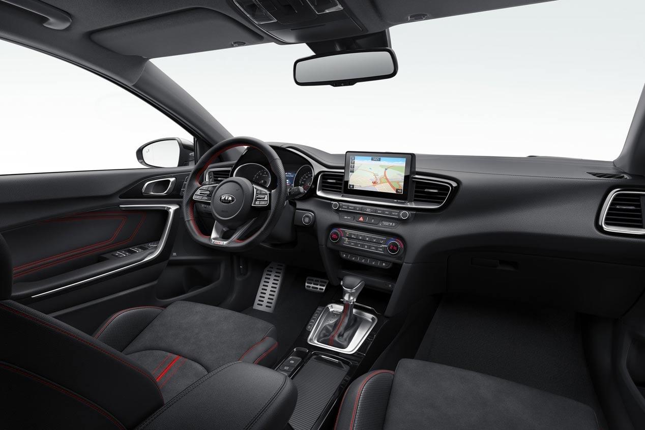 Kia Ceed GT 2019: primeras imágenes