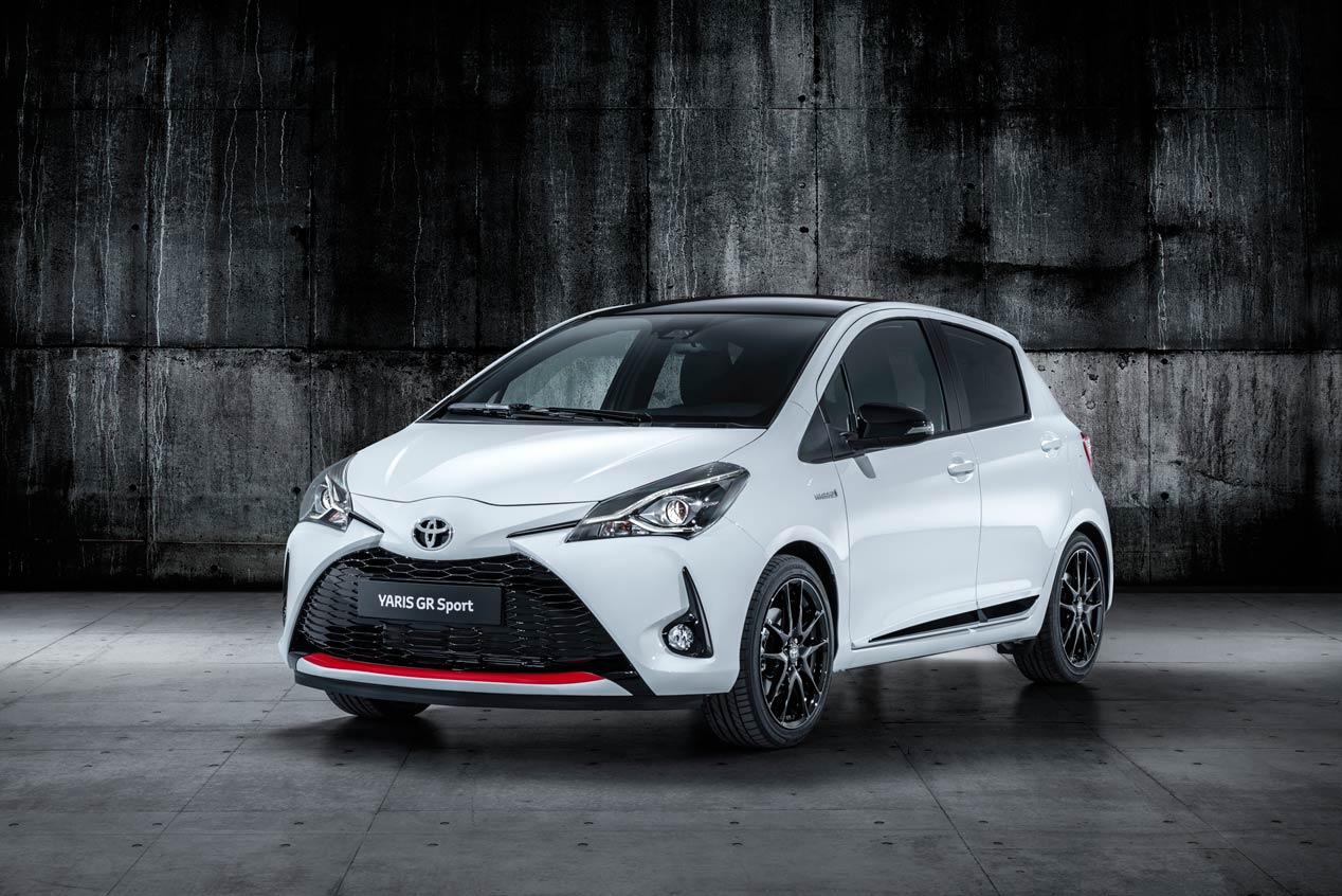 Toyota Yaris GR Sport y Yaris Y20: para el Salón de París