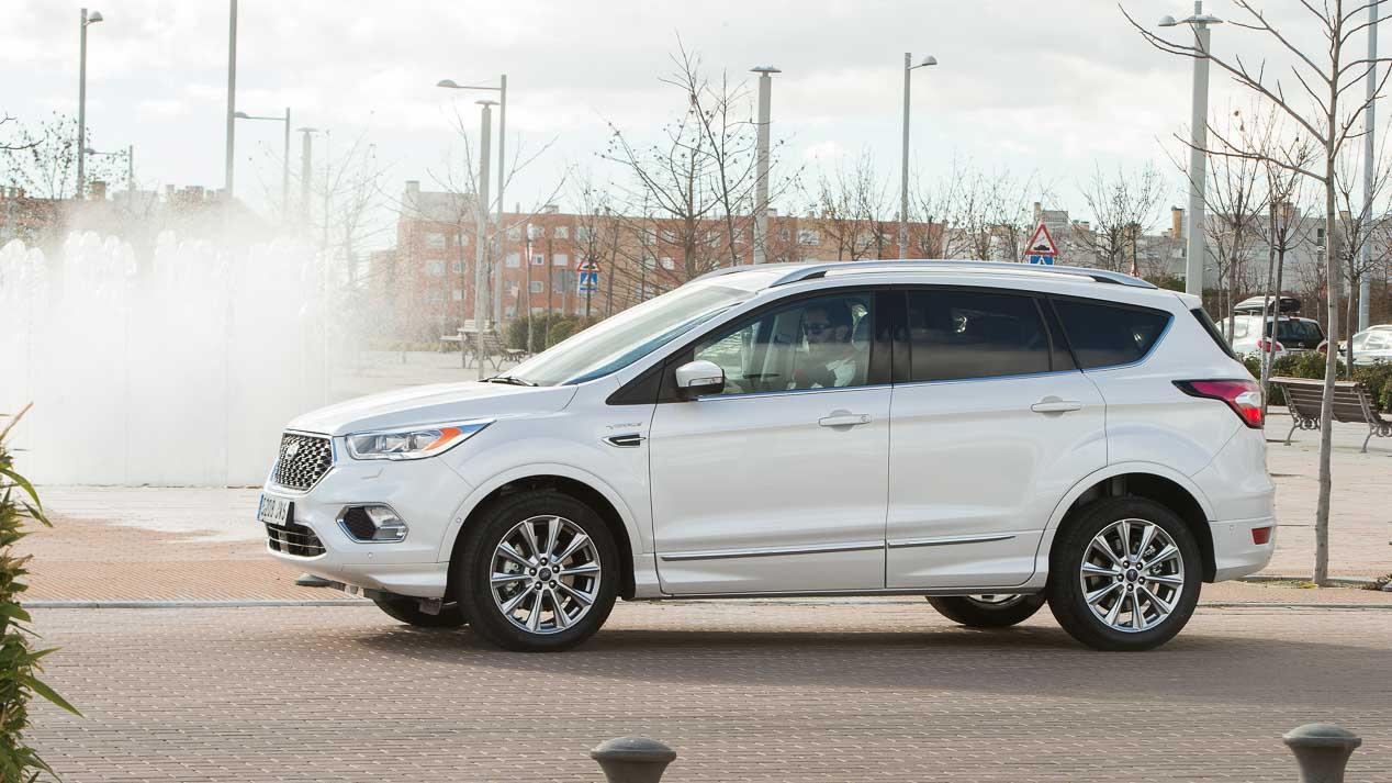 La gran oferta del momento del Ford Kuga: por 17.990 euros