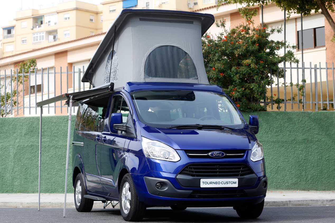 Las furgonetas más vendidas de España, en imágenes