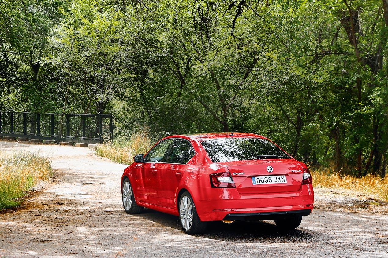 A prueba el Skoda Octavia con motor de gasolina 1.4 TSI