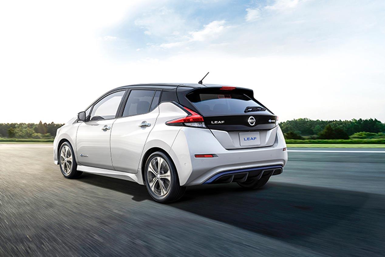 Nissan Leaf: con batería de 60 kWh en 2020 o 2021