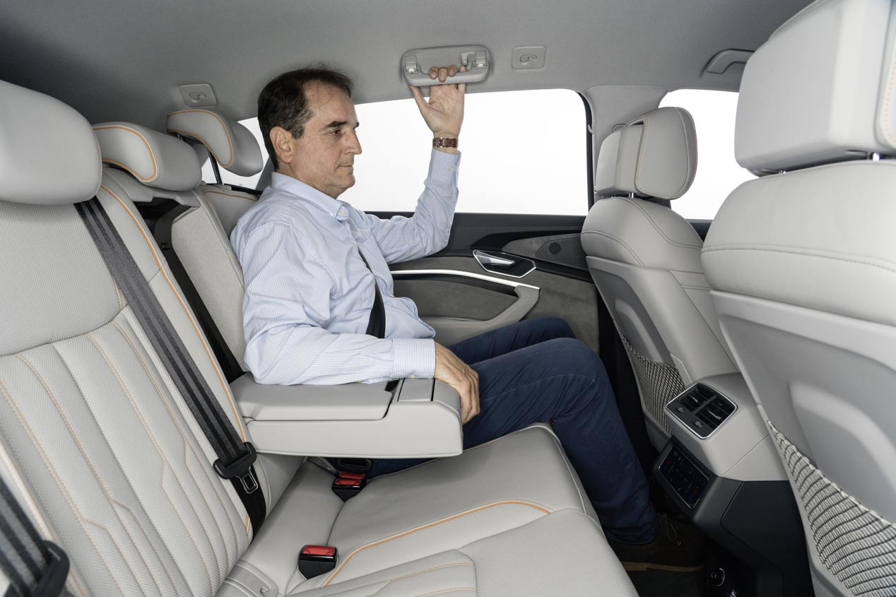 Audi e-tron: las imágenes definitivas del nuevo SUV eléctrico