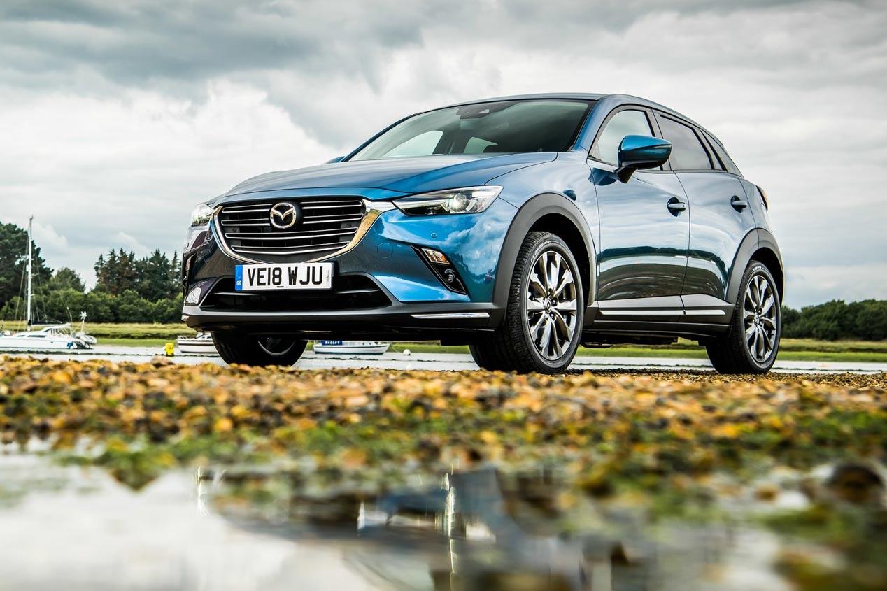 Mazda Cx 3 2020 El Nuevo Suv Mas Grande Y Con Base Del Mazda3