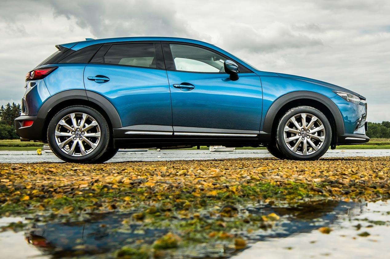 Mazda CX-3 2020: el nuevo SUV, con tecnología del nuevo Mazda3
