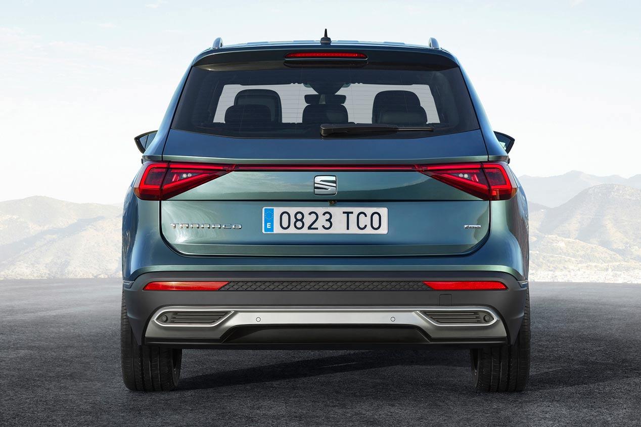 Seat Tarraco: las imágenes definitivas del nuevo SUV