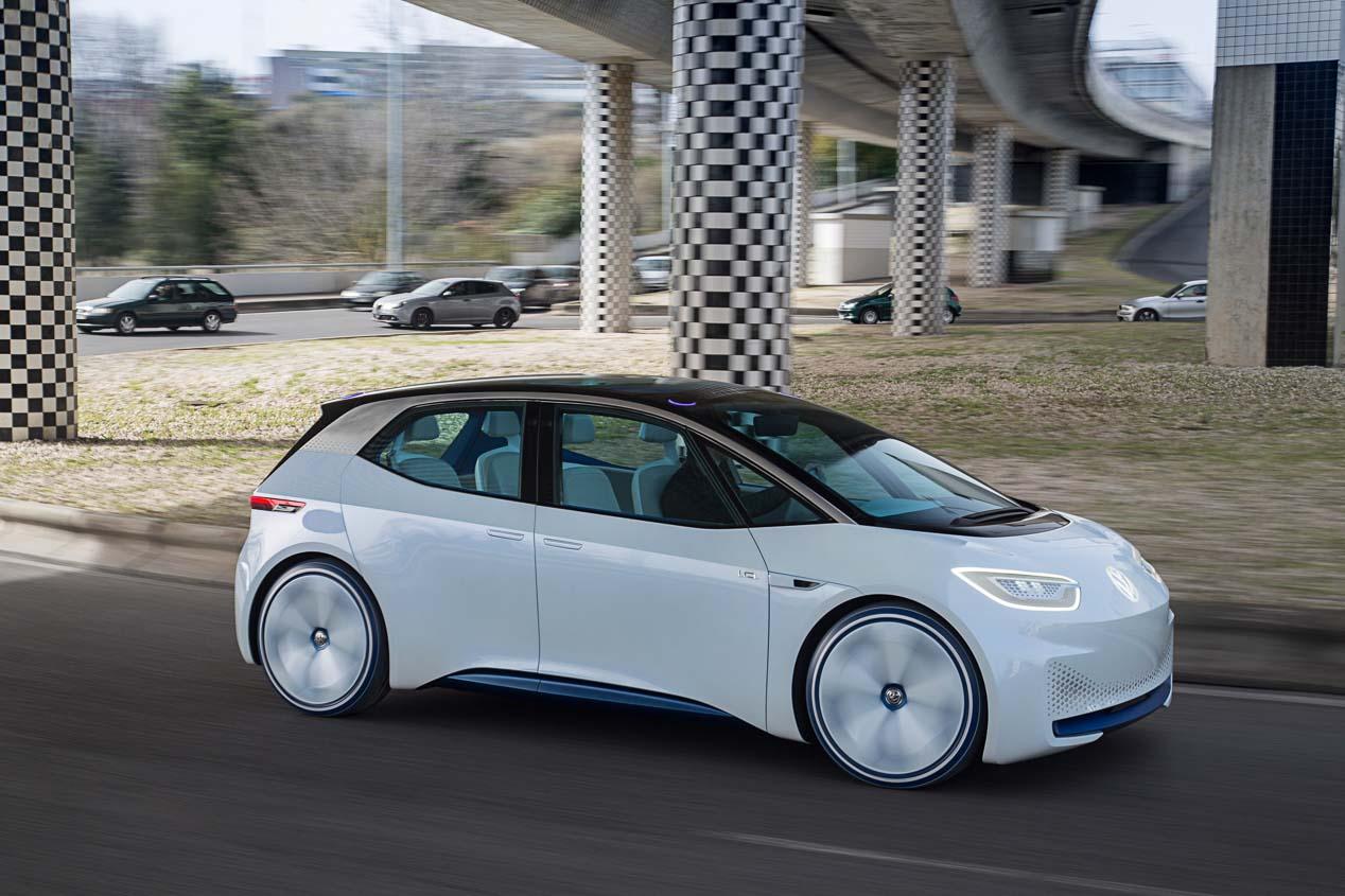 MEB: la plataforma de los nuevos coches eléctricos del Grupo VW