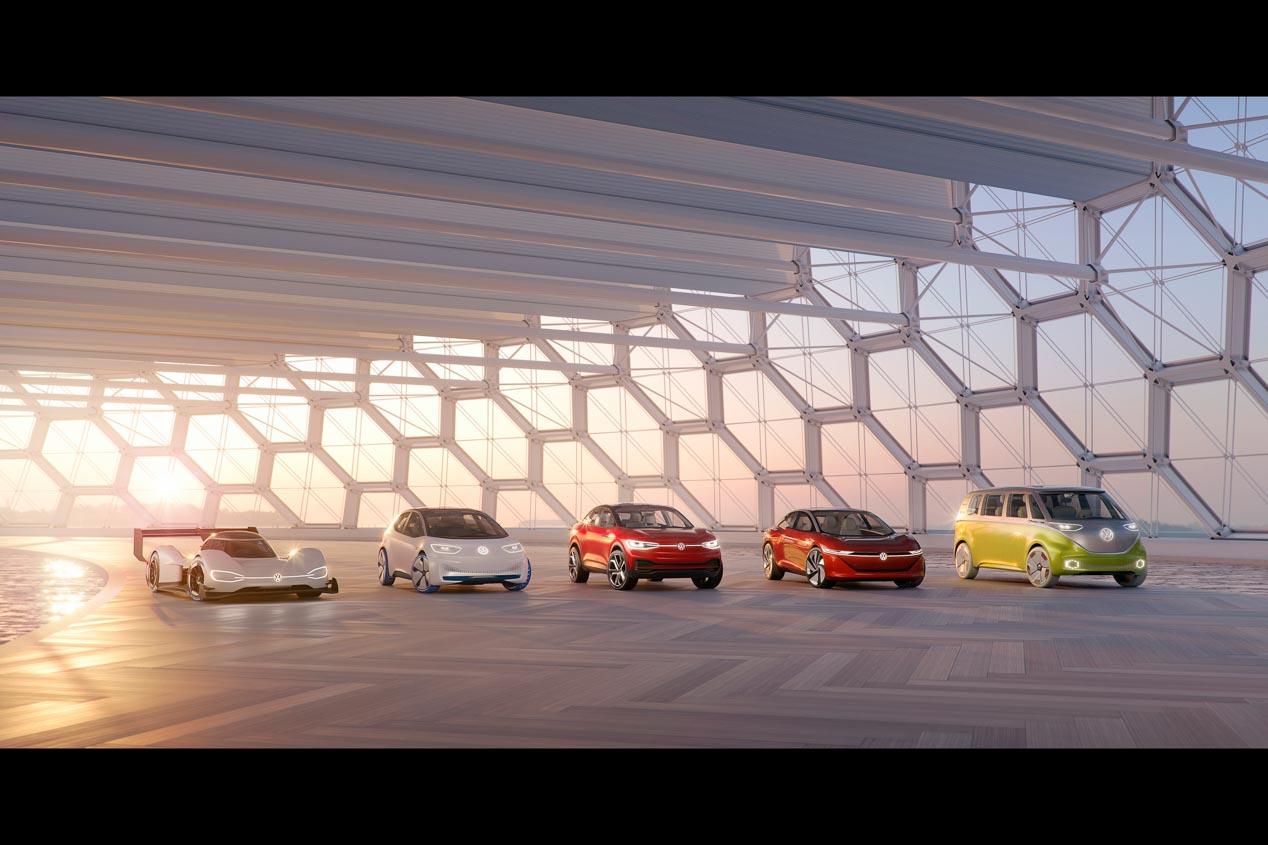 VW MEB: la plataforma de los ID, los coches eléctricos de Volkswagen