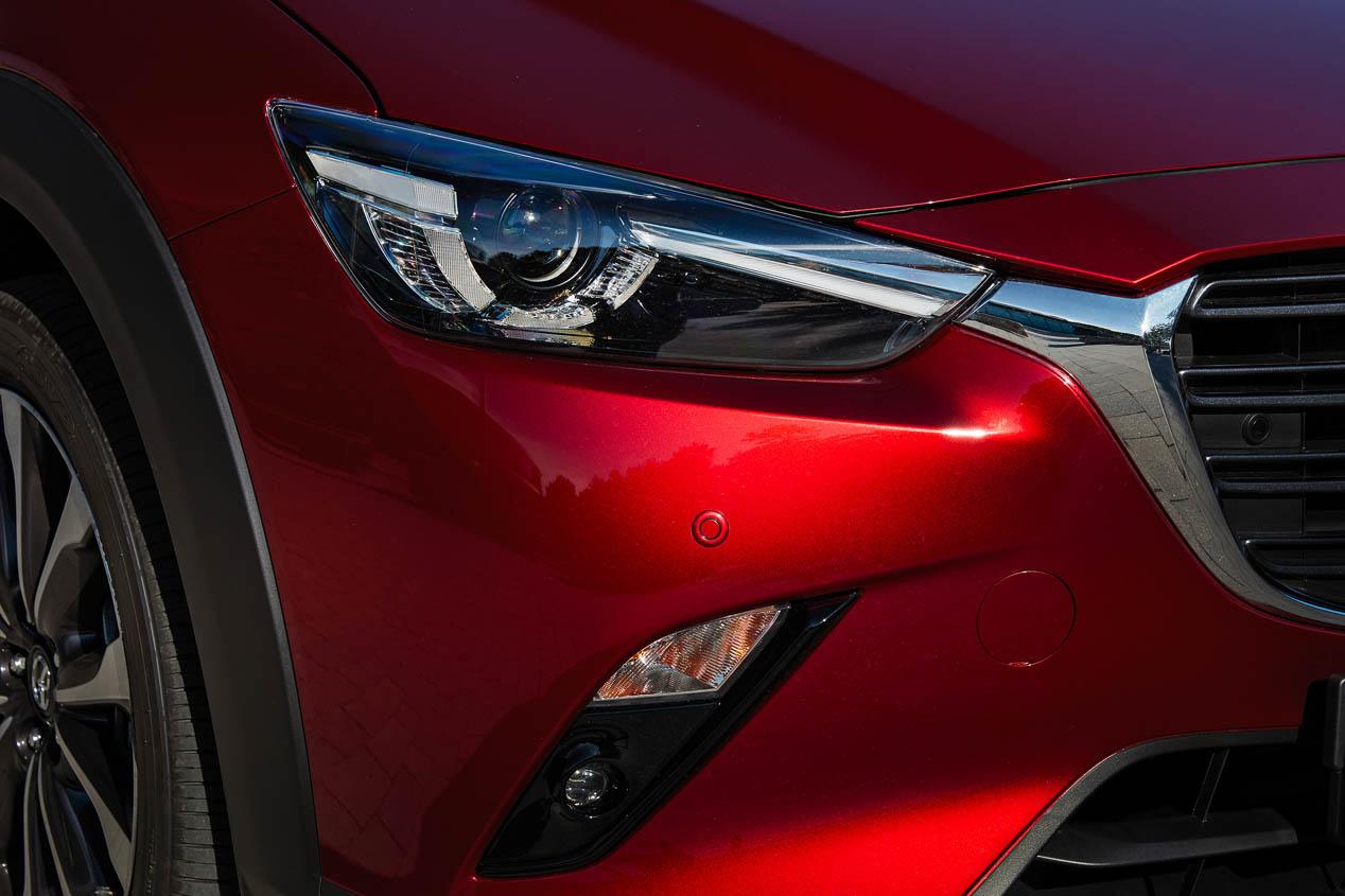 Mazda CX-3 2019: probamos el renovado SUV