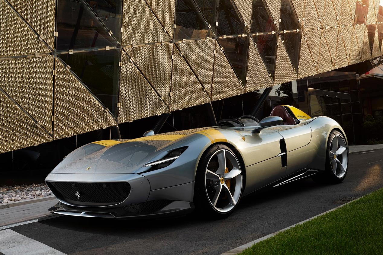 El futuro de Ferrari: 15 nuevos modelos hasta 2022