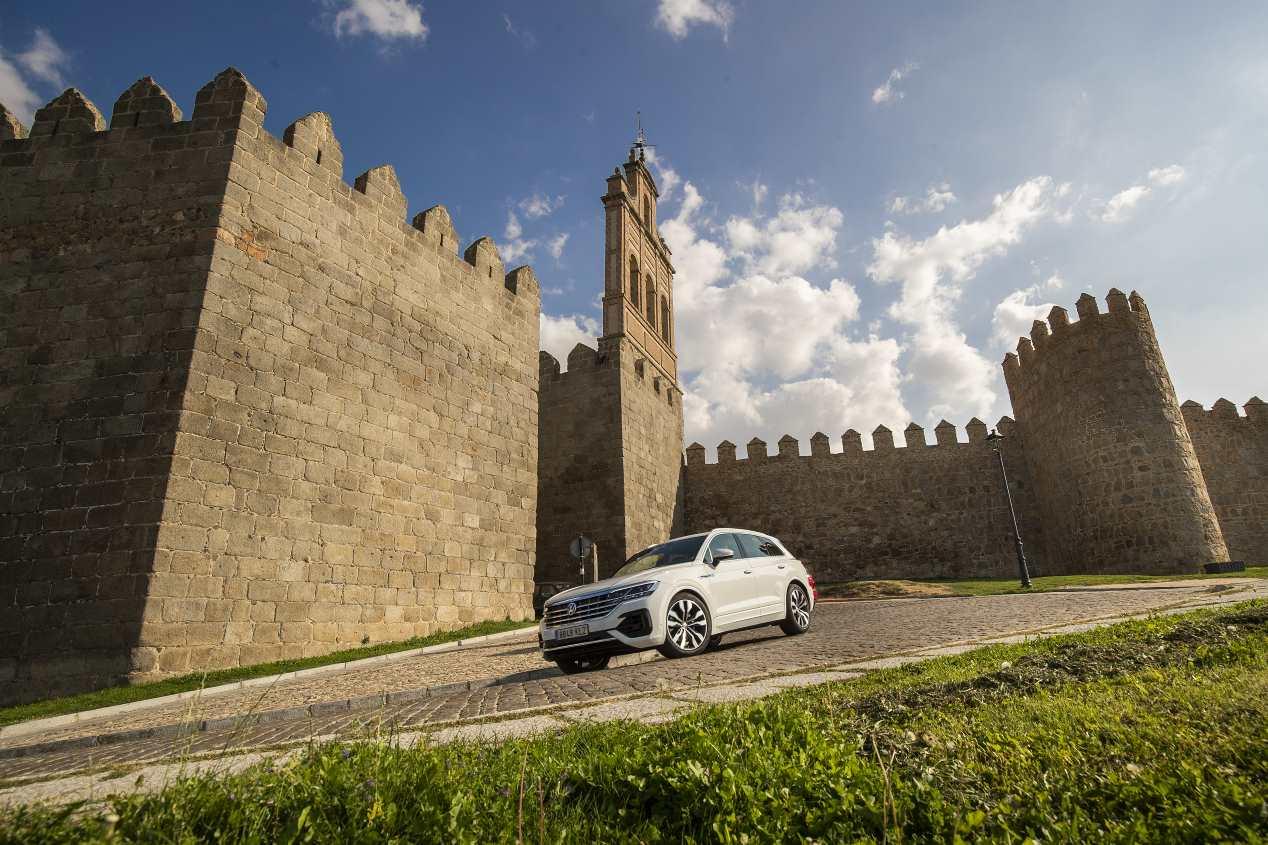 Así es el nuevo Volkswagen Touareg, en fotos