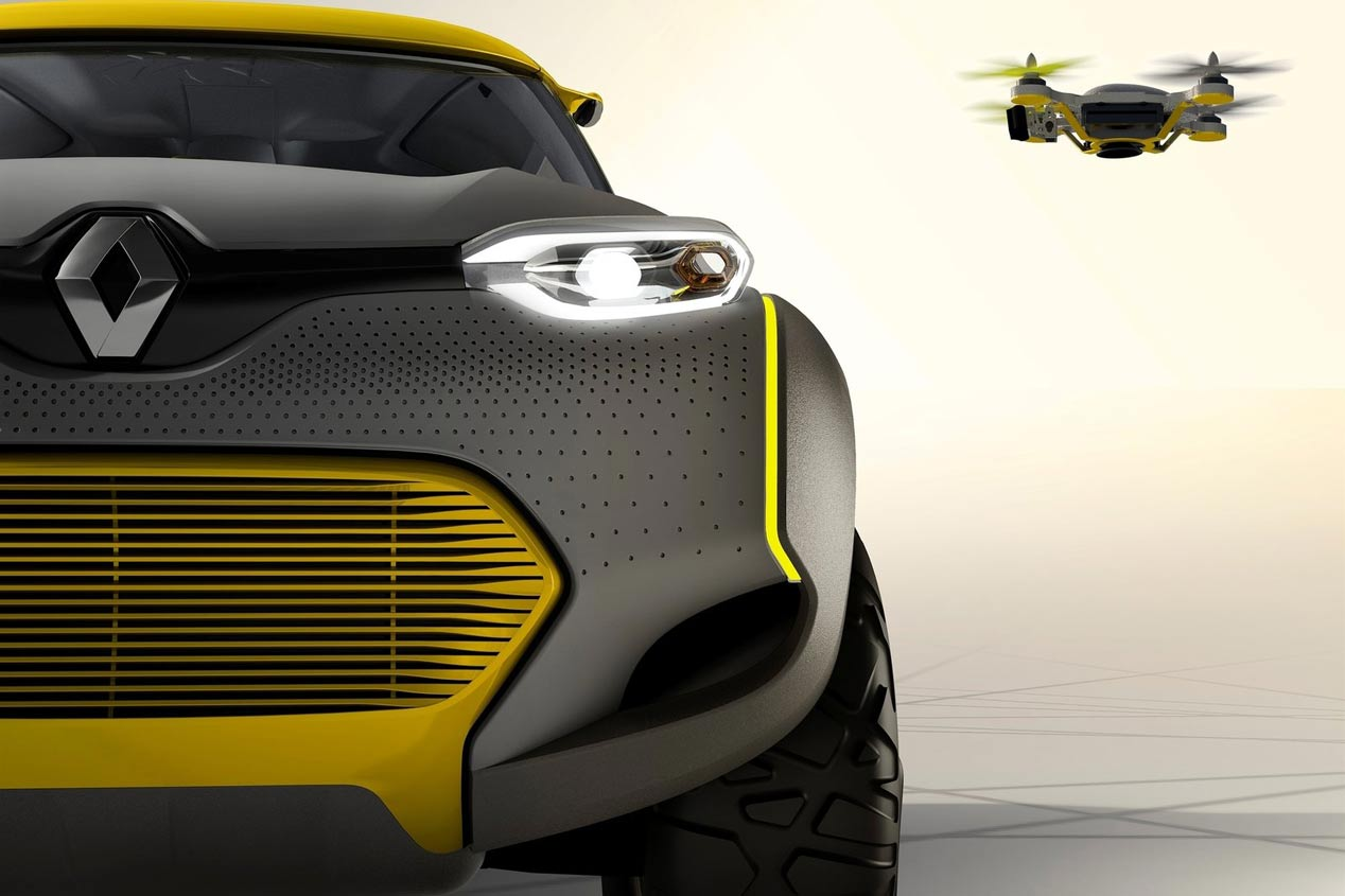 Renault prepara un SUV más pequeño que el Captur