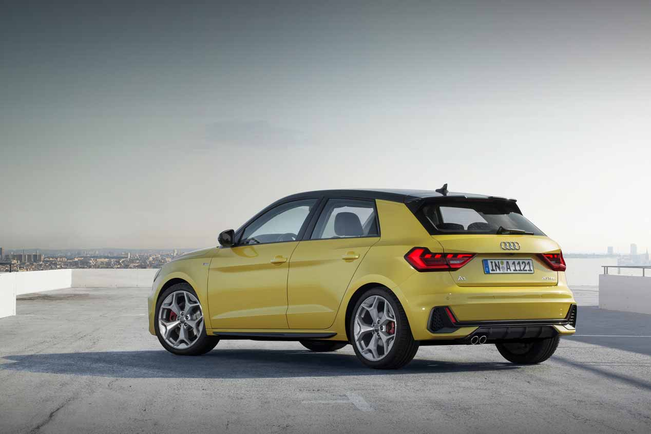 Todos los nuevos coches y SUV de Audi hasta 2024