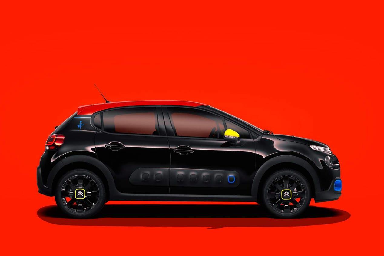 El Citroën C3 JCC +, en imágenes