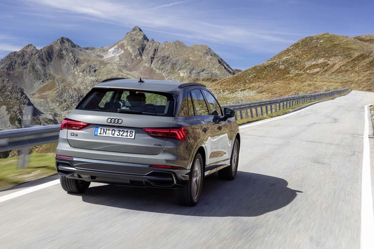 Audi Q3 2018, la nueva generación del SUV, más práctica y sofisticada