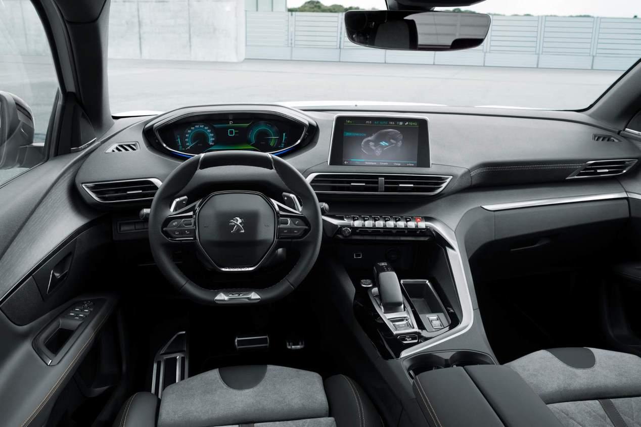 Peugeot 3008 Hybrid E Hybrid4 2019 Asi Son Los Suv Hibridos