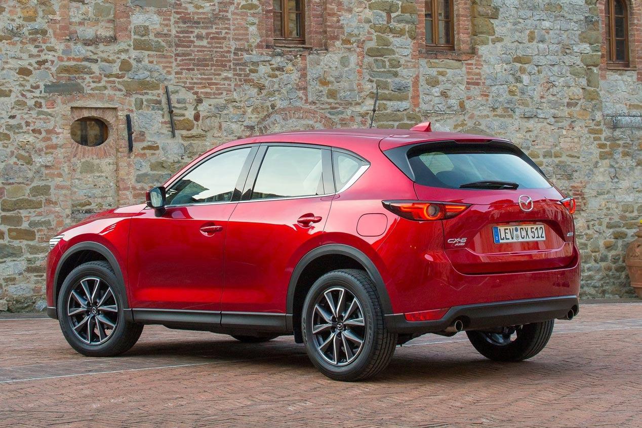 Todos los nuevos Mazda ya son Euro 6d