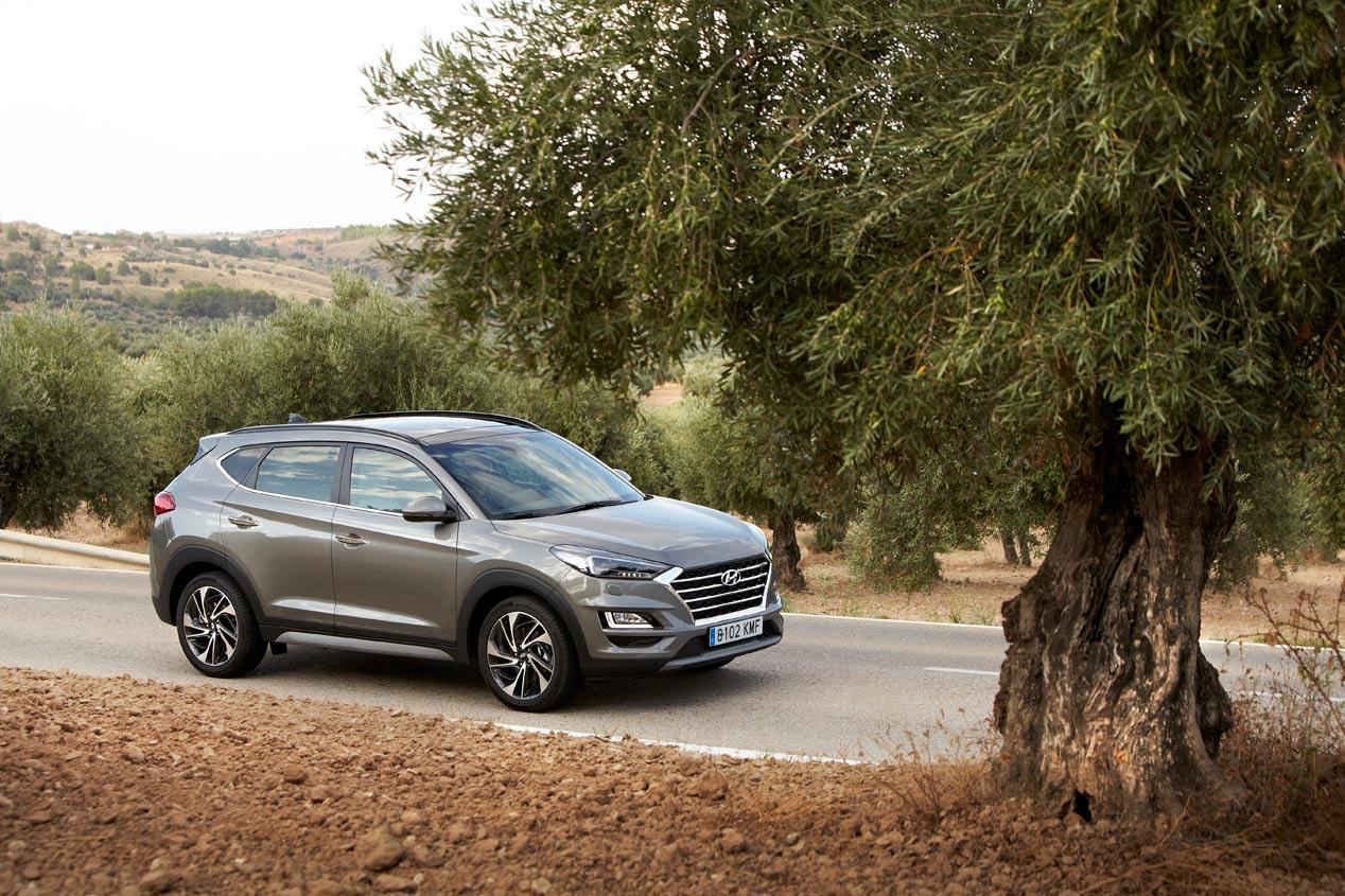 Probamos el Hyundai Tucson 2019: el SUV superventas se renueva