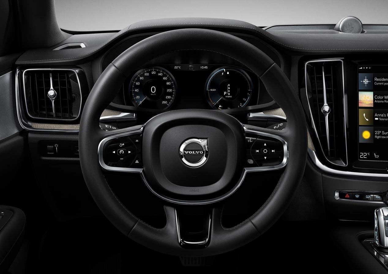 El Volvo V60 Cross Country 2019, en imágenes