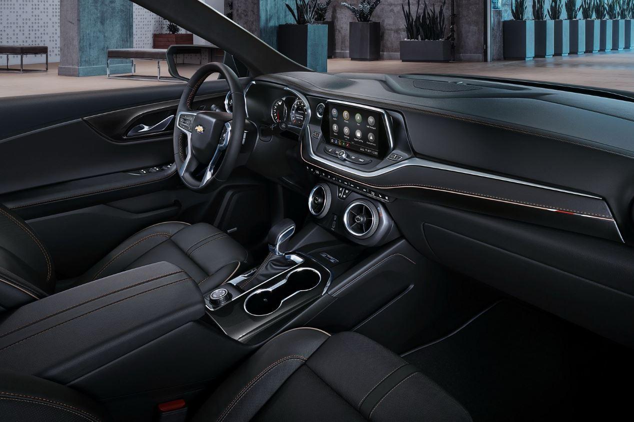 Chevrolet Blazer 2019: el atractivo SUV, en fotos