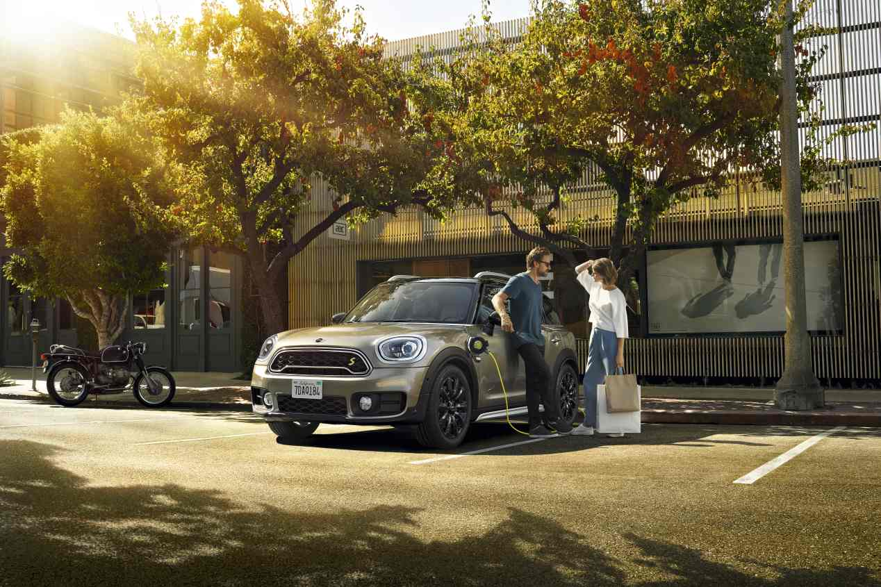 Mini Countryman Cooper S E All4: el primer Mini híbrido enchufable