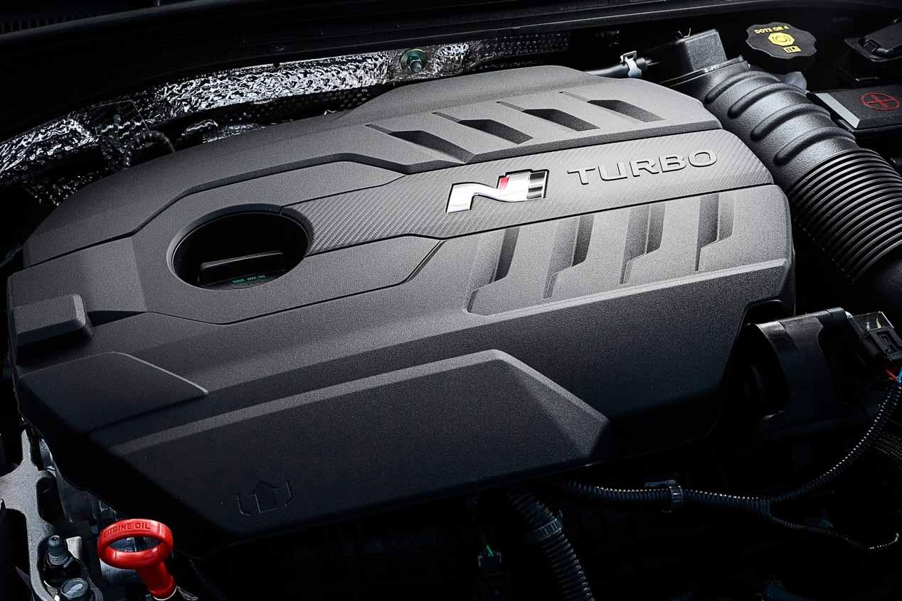 Hyundai i30 Fastback N, más diseño y distinción para el GTI de Hyundai