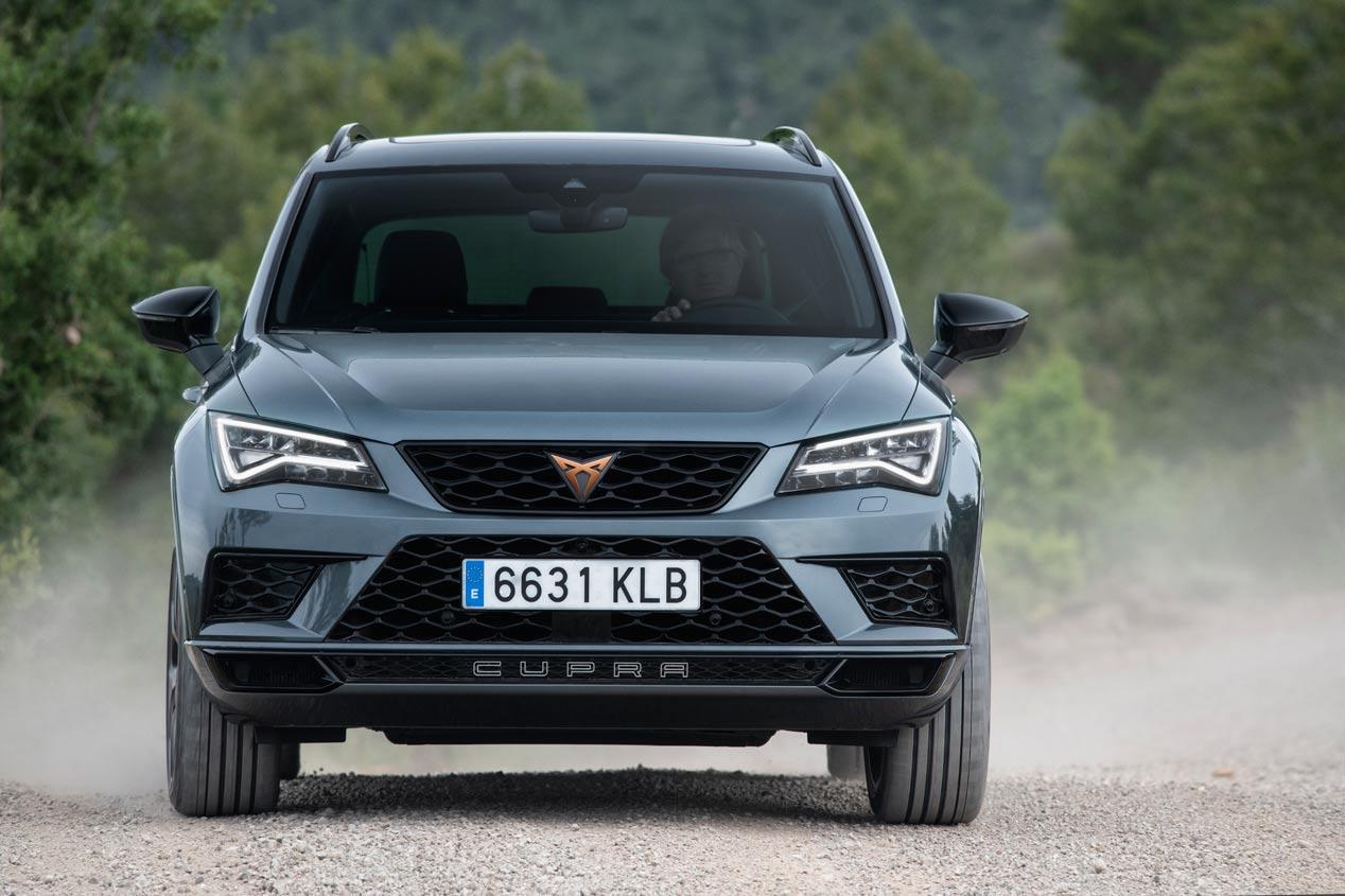 A prueba el Cupra Ateca: SUV y deportivo, todo en uno