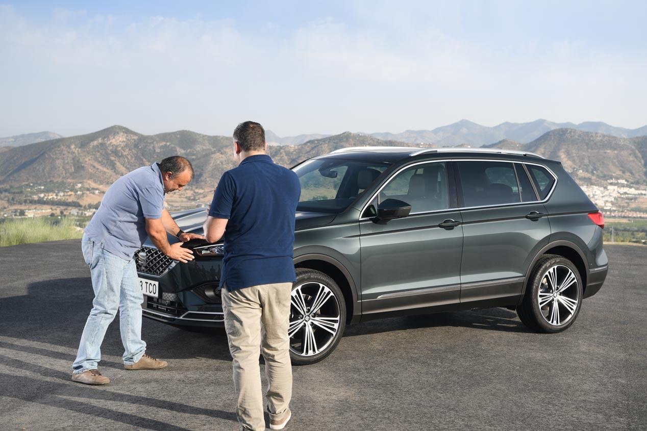 Seat Tarraco: el gran SUV, a la venta en diciembre de 2018