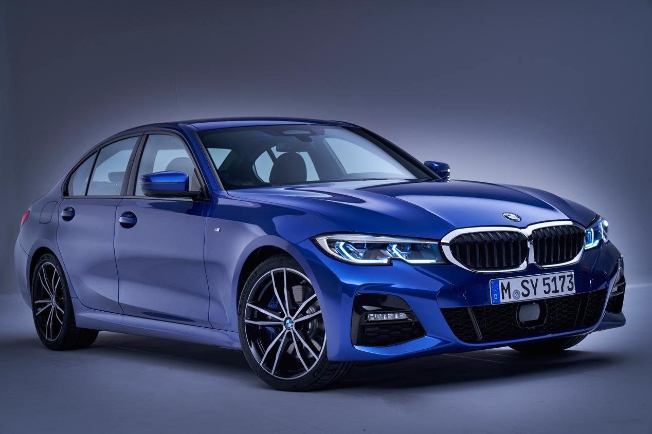 Oficial: el BMW Serie 3 2019, en imágenes