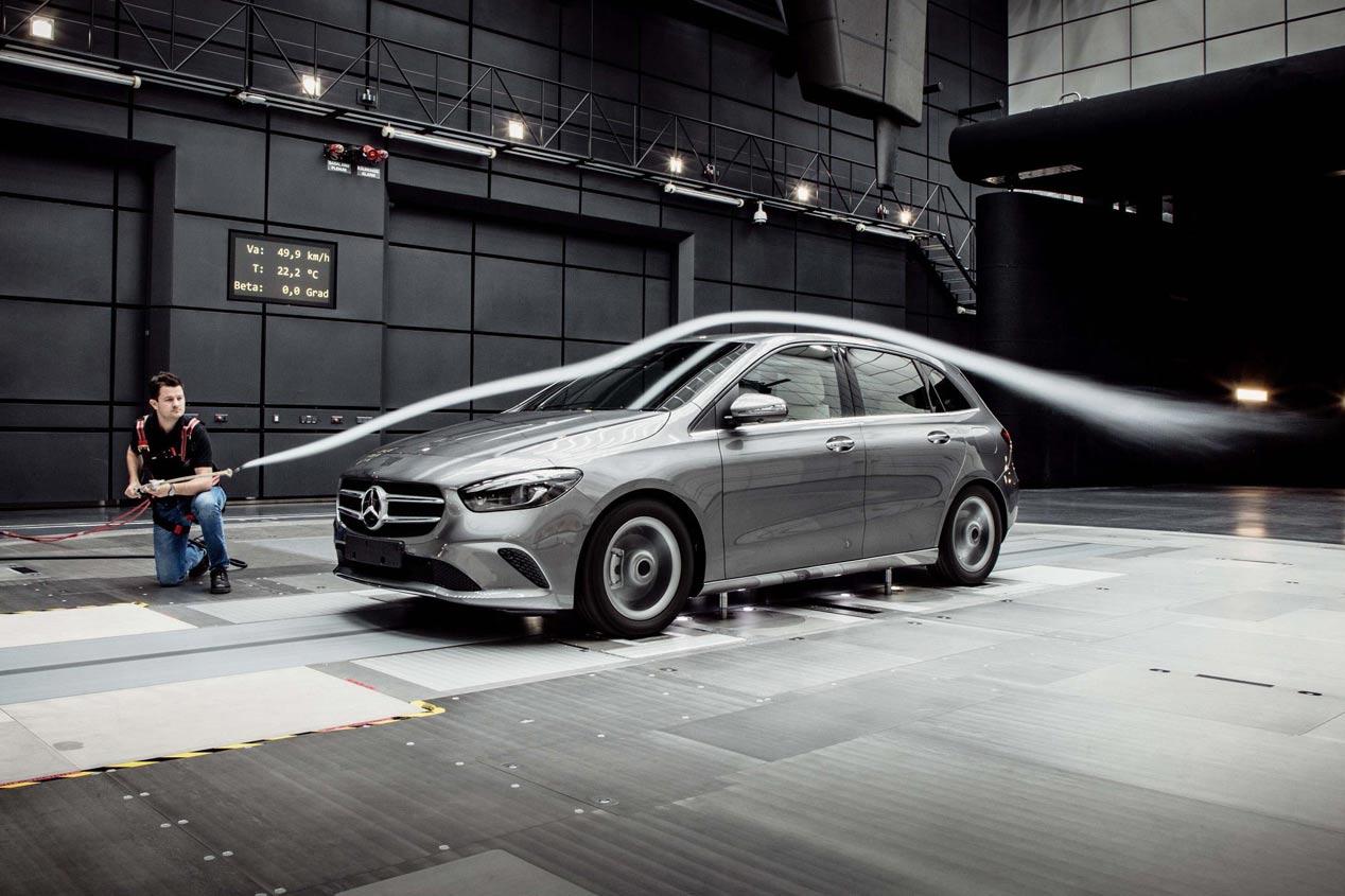Mercedes Clase B 2019: todas sus fotos oficiales