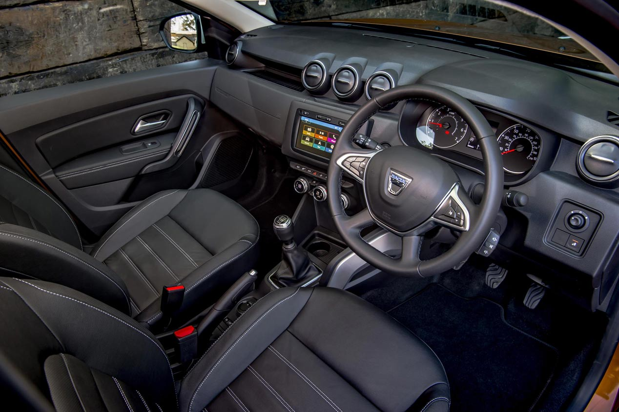 Dacia Duster 2019: con motores Energy TCe y Blue dCi