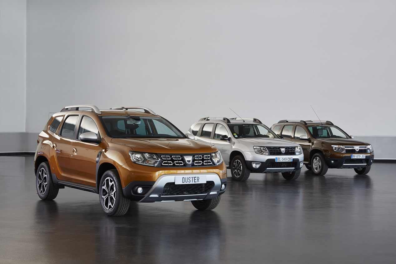Dacia Duster 2019: novedades mecánicas y de equipamiento