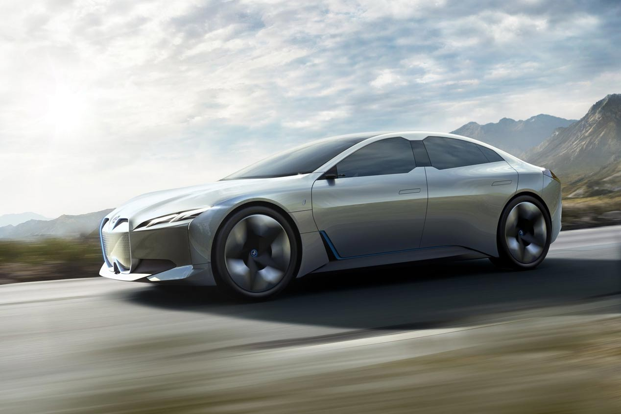 BMW i4: luz verde al nuevo eléctrico en 2021