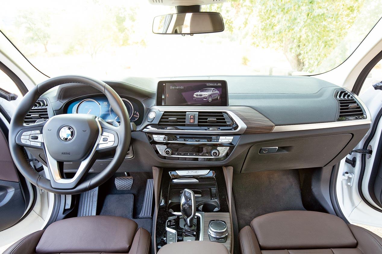 Comparativa SUV: BMW X4, Jaguar F-Pace y Mercedes GLC Coupé