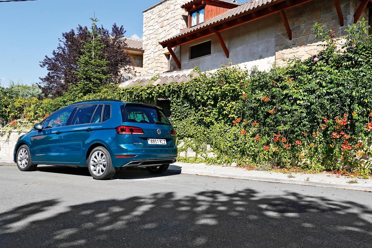 A prueba el VW Golf Sportsvan 1.5 TSI Evo 131 CV