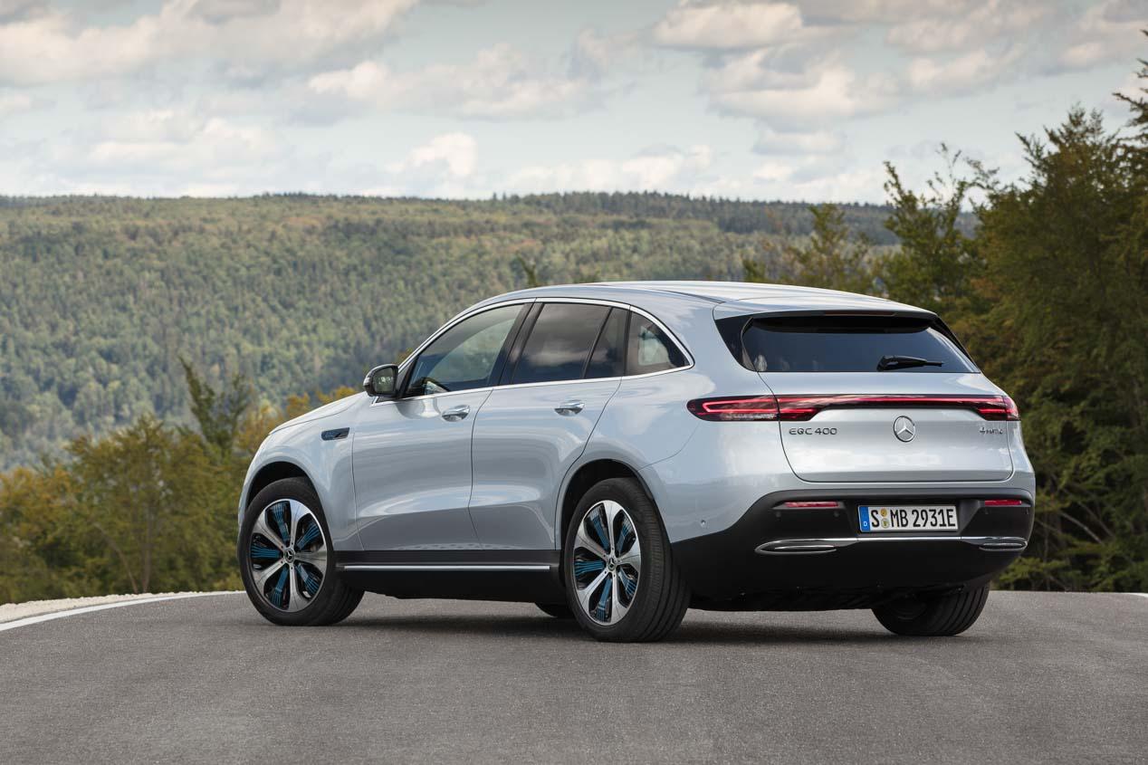 Mercedes EQC y Audi e-tron: ofensiva eléctrica en formato SUV
