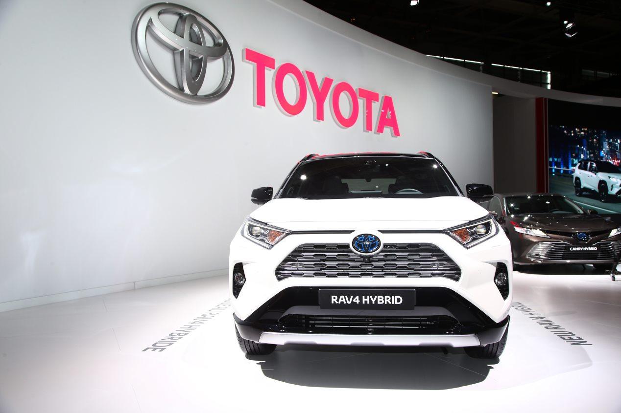 Toyota RAV4 2019: el SUV híbrido llega este enero
