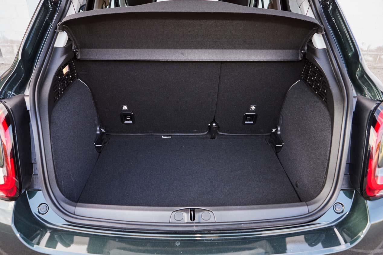 Fiat 500X. El SUV de Fiat gana en eficiencia y conectividad