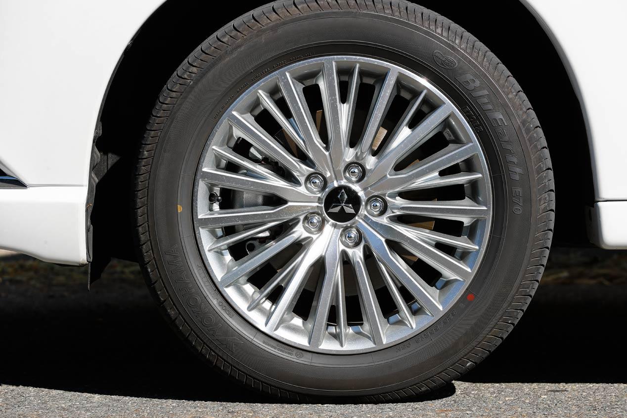 Mitsubishi Outlander PHEV: llega todavía más lejos